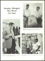 1967 Burges High School Yearbook Page 138 & 139