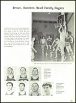 1967 Burges High School Yearbook Page 142 & 143