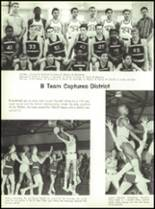 1967 Burges High School Yearbook Page 144 & 145