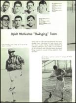 1967 Burges High School Yearbook Page 148 & 149
