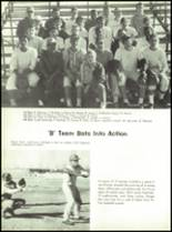 1967 Burges High School Yearbook Page 150 & 151