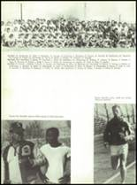1967 Burges High School Yearbook Page 152 & 153