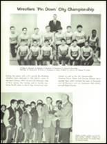 1967 Burges High School Yearbook Page 158 & 159