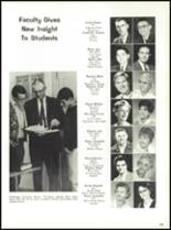 1967 Burges High School Yearbook Page 164 & 165