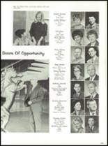 1967 Burges High School Yearbook Page 166 & 167