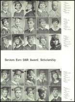 1967 Burges High School Yearbook Page 178 & 179
