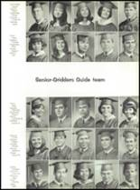 1967 Burges High School Yearbook Page 180 & 181