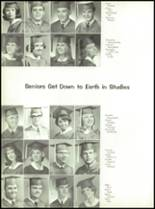 1967 Burges High School Yearbook Page 182 & 183