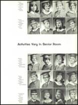 1967 Burges High School Yearbook Page 184 & 185