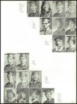 1967 Burges High School Yearbook Page 190 & 191