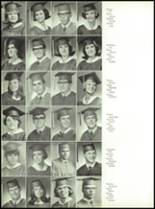 1967 Burges High School Yearbook Page 196 & 197