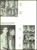 1967 Burges High School Yearbook Page 198 & 199