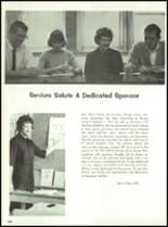 1967 Burges High School Yearbook Page 206 & 207