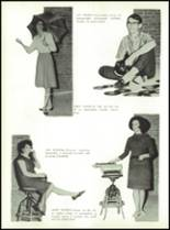 1967 Burges High School Yearbook Page 208 & 209