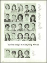 1967 Burges High School Yearbook Page 218 & 219