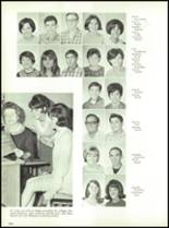 1967 Burges High School Yearbook Page 220 & 221