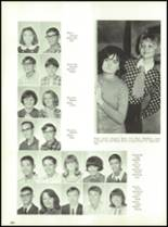1967 Burges High School Yearbook Page 226 & 227