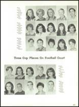 1967 Burges High School Yearbook Page 230 & 231