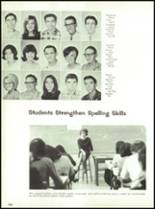 1967 Burges High School Yearbook Page 232 & 233