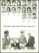 1967 Burges High School Yearbook Page 242 & 243