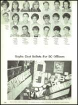 1967 Burges High School Yearbook Page 244 & 245