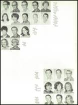 1967 Burges High School Yearbook Page 246 & 247