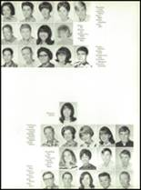 1967 Burges High School Yearbook Page 248 & 249