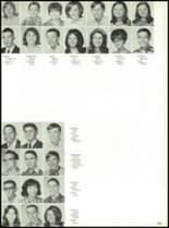 1967 Burges High School Yearbook Page 252 & 253