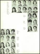 1967 Burges High School Yearbook Page 254 & 255
