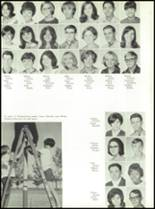 1967 Burges High School Yearbook Page 256 & 257