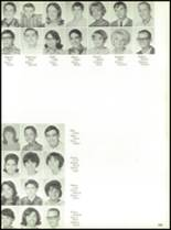 1967 Burges High School Yearbook Page 258 & 259