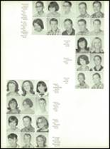 1967 Burges High School Yearbook Page 262 & 263