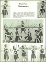1967 Burges High School Yearbook Page 266 & 267
