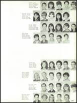 1967 Burges High School Yearbook Page 268 & 269