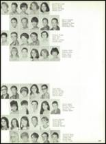 1967 Burges High School Yearbook Page 272 & 273