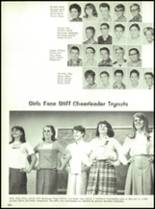 1967 Burges High School Yearbook Page 276 & 277