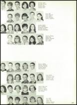 1967 Burges High School Yearbook Page 280 & 281