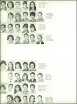 1967 Burges High School Yearbook Page 282 & 283
