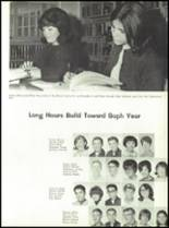 1967 Burges High School Yearbook Page 286 & 287