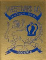 1983 Yearbook West High School