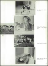 1965 Victoria High School Yearbook Page 12 & 13