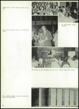 1965 Victoria High School Yearbook Page 14 & 15