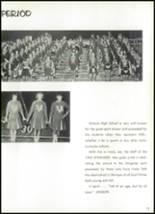 1965 Victoria High School Yearbook Page 16 & 17