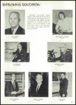 1965 Victoria High School Yearbook Page 22 & 23