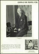 1965 Victoria High School Yearbook Page 24 & 25