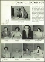 1965 Victoria High School Yearbook Page 28 & 29