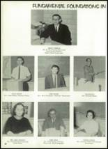 1965 Victoria High School Yearbook Page 32 & 33