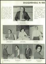 1965 Victoria High School Yearbook Page 34 & 35