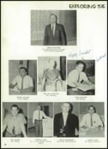 1965 Victoria High School Yearbook Page 36 & 37