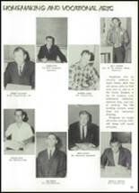 1965 Victoria High School Yearbook Page 38 & 39